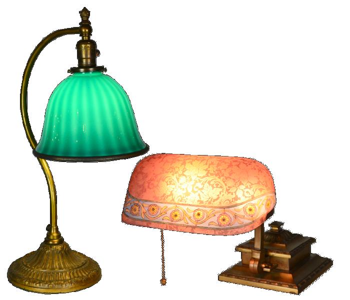 Emeralite and Bellova History | Vintage Glass Lighting