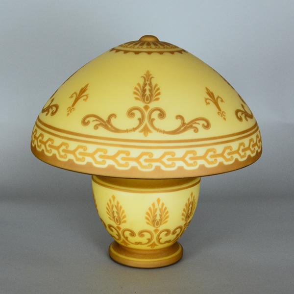Gnome Vintage Lamp | Vintage Glass Lighting