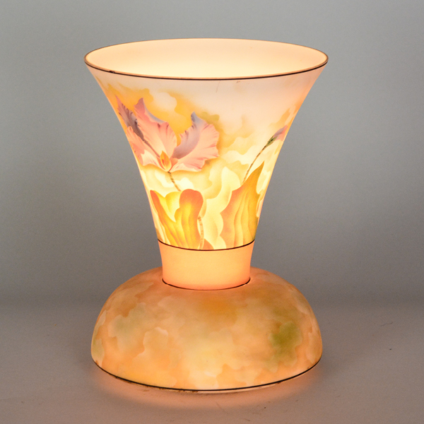 Bellova Tulip Vintage Lamp | VIntage Glass Lighting