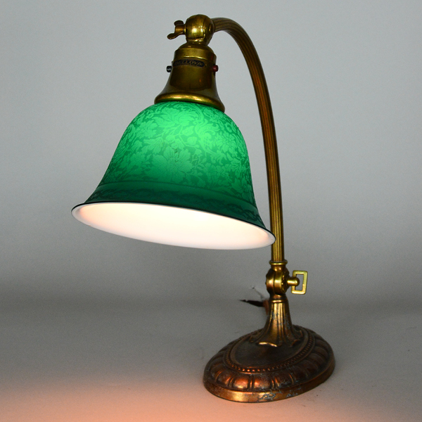 Bellova Bell Vintage Lamp | Vintage Glass Lighting