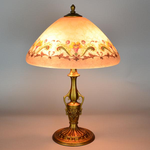 Bellova Vintage Lamp | Vintage Glass Lighting