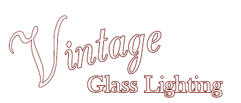 Vintage Glass Lighting