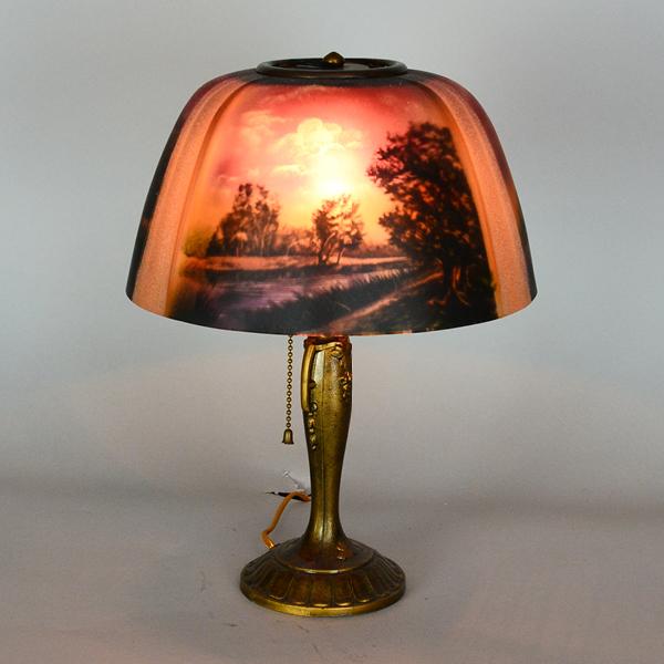 Pittsburgh Vintage Lamp | Vintage Glass Lighting